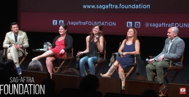 Lillian Isabella at SAG Foundation